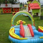 Бассейн для самых маленьких гостей в Терехуни