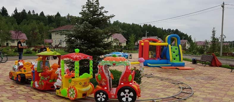 Развлечения в Терехуни для детей