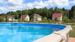 Домики от собственника с бассейном