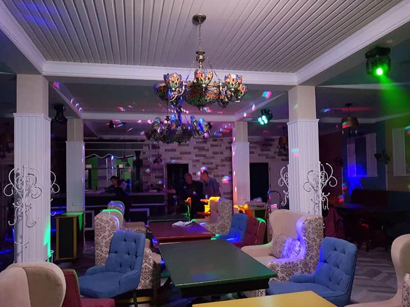 Ресторан для вечеринки