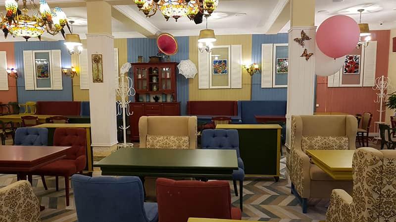 Ресторан в Терехуни в Подмосковье
