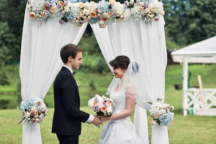 Коттедж для свадьбы в Подмосковье