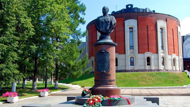 Государственный музей Г.К. Жукова