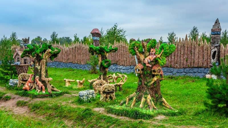 Парк русских сказок «Берендеево Царство»