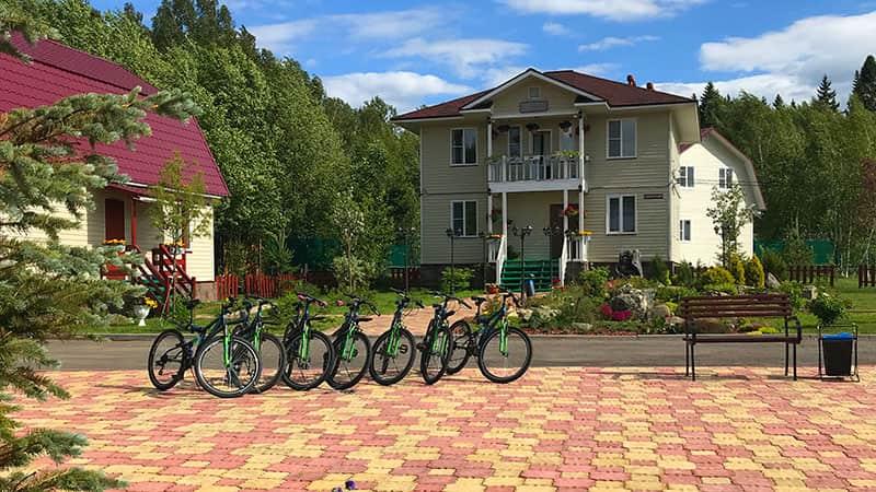 Велосепеды для активного отдыха