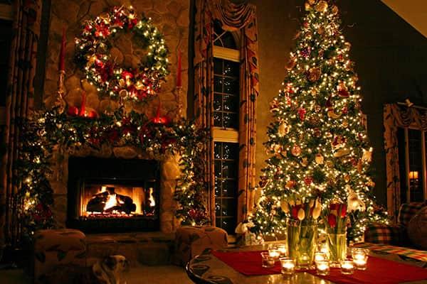 Рождество в Терехуни