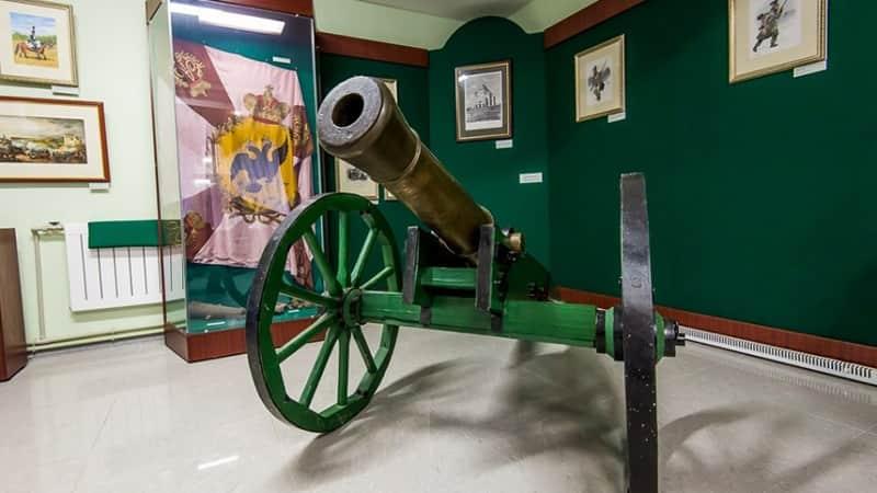 Военно-исторический музей Тарутино