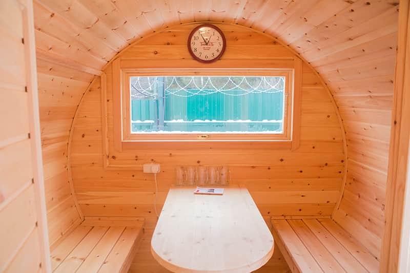 Снять домик с баней в Подмосковье